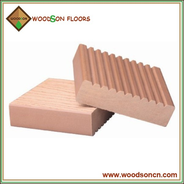 Solid WPC Flooring For Swimming Pool