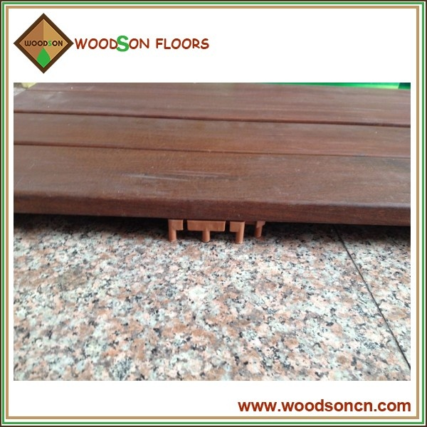 Water-proof Ipe Outdoor Flooring