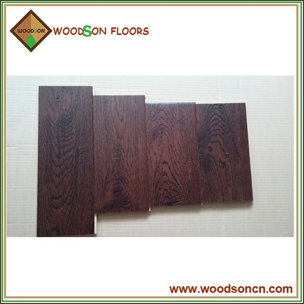 Oak Walnut Color Solid Wood