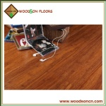 Carbonized Strand Bamboo Flooring
