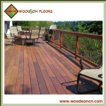 Cumaru Hardwood Outdoor Decking
