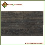 Black Dark Oak Solid Wood Flooring