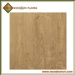 Llight Embossed Solid oak flooring