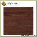 High Quality Black Birch Solid Flooring