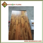 Smooth Solid Acacia Hardwood Floor