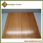 Chinese Teak Hardwood Floor
