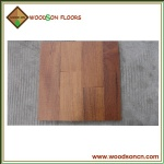 Chinese Teak Engineered Hardwood Floor