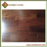 High Gloss ChineseTeak Hardwood Flooring