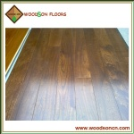 High Gloss Walnut ChineseTeak Hardwood Flooring