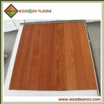 Smooth Jatoba Hardwood Flooring