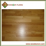hree Strips Oak Engineered Flooring